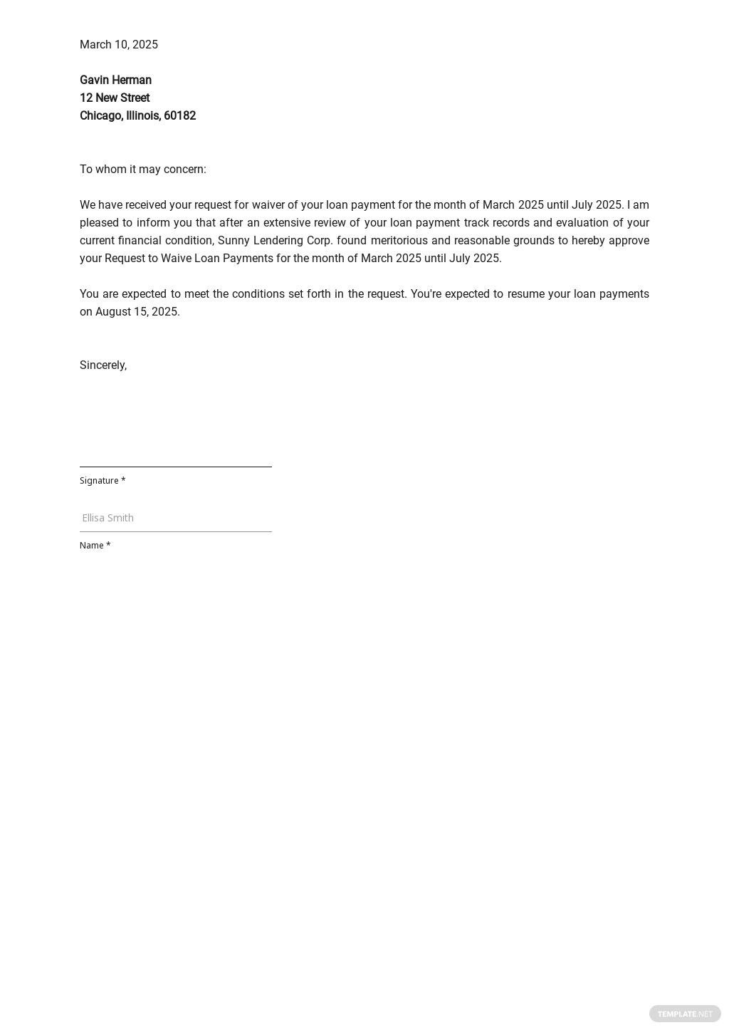 Waiver Approval Letter Template.jpe