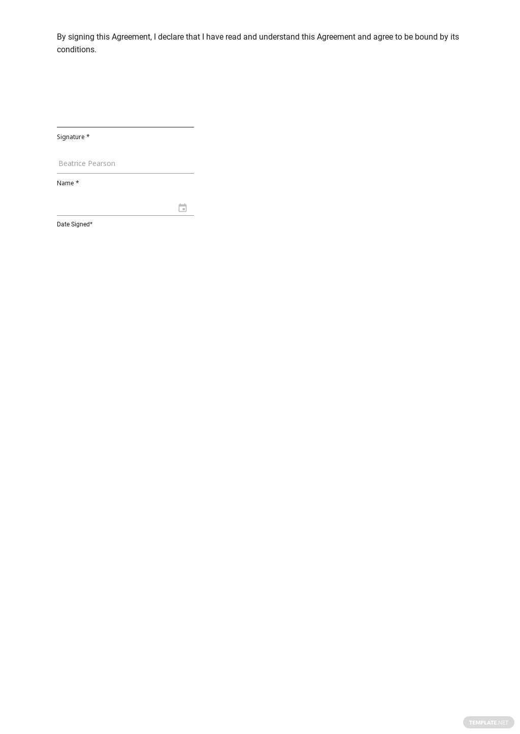 Sample Employee Waiver & Release Agreement Template 1.jpe