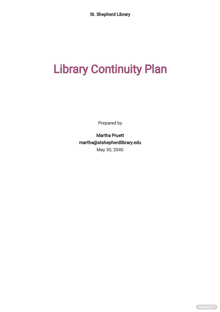 Nonprofit Business Continuity Plan Template.jpe