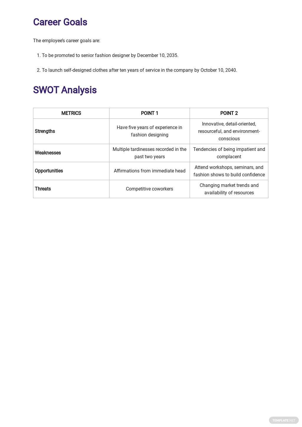 Sample Career Development Plan Template 1.jpe