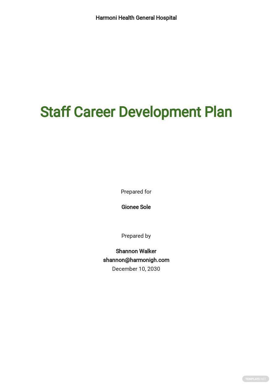 Staff Career Development Plan Template.jpe