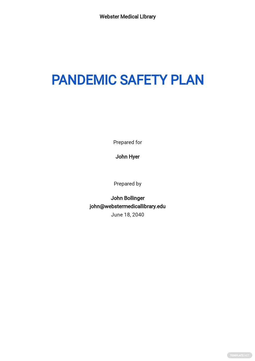 Pandemic Safety Plan Template.jpe
