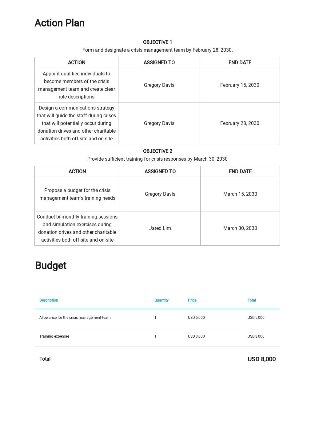 Nonprofit Crisis Management Plan Template 2.jpe