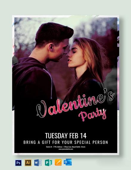 Free Printable Valentine's Day Poster