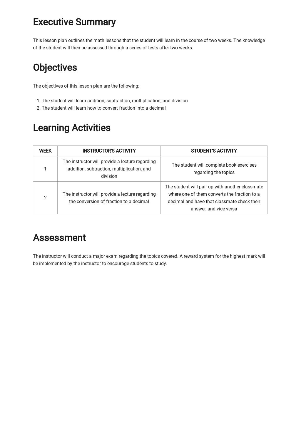 Elementary Math Lesson Plan Template 1.jpe