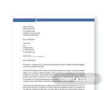 Free Teaching Job Application Letter Template