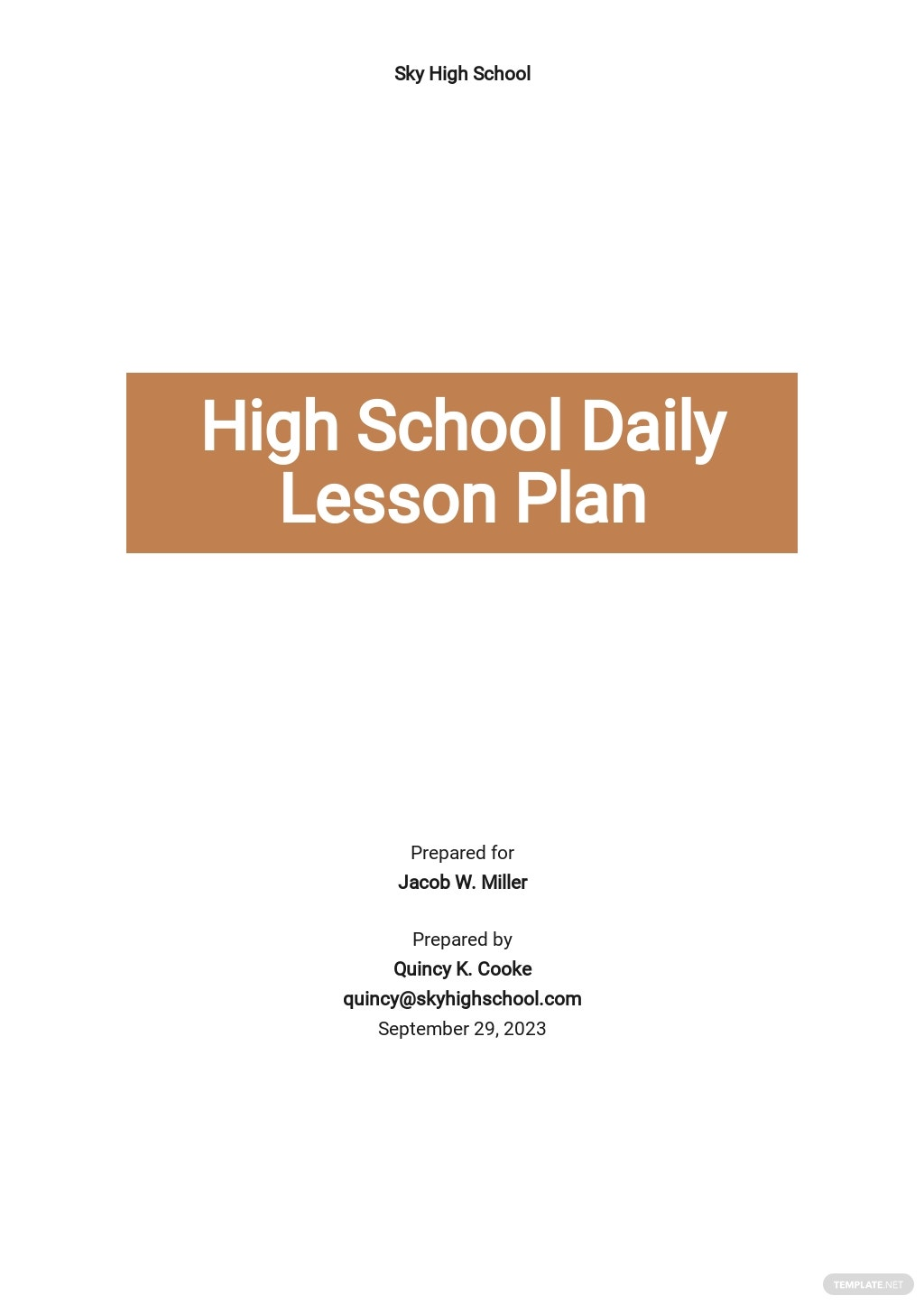High School Daily Lesson Plan Template.jpe