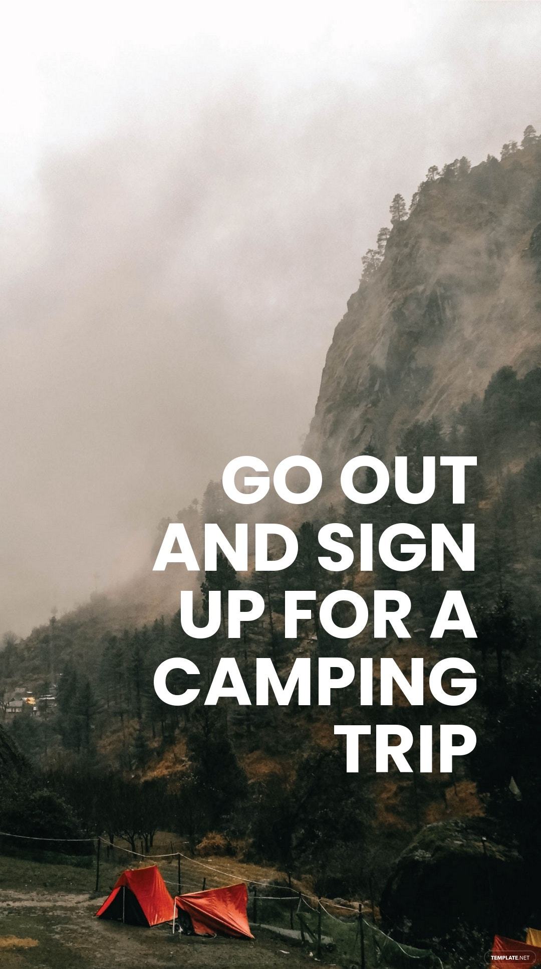 Camping Advertisement Instagram Story Template 1.jpe