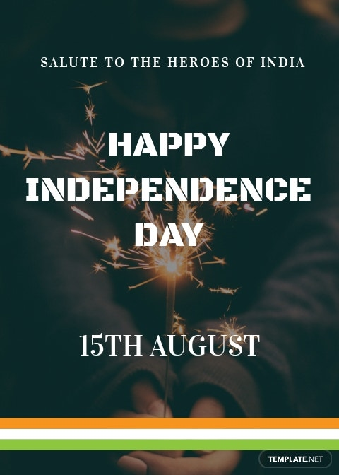 Free 15th August Independence Day