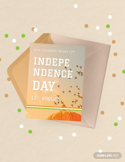Free Indian Independence Day Download 512 Greeting Cards In Psd