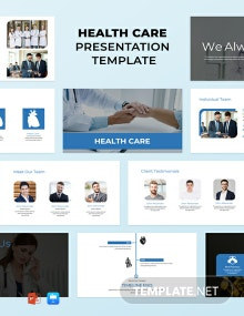 Free Science Powerpoint Presentation Template