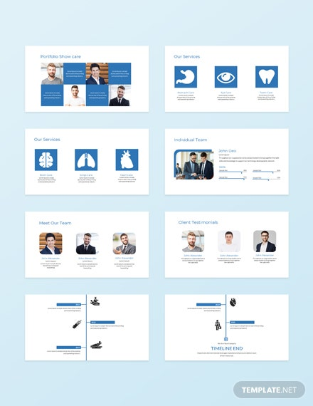 Science Powerpoint Presentation Template