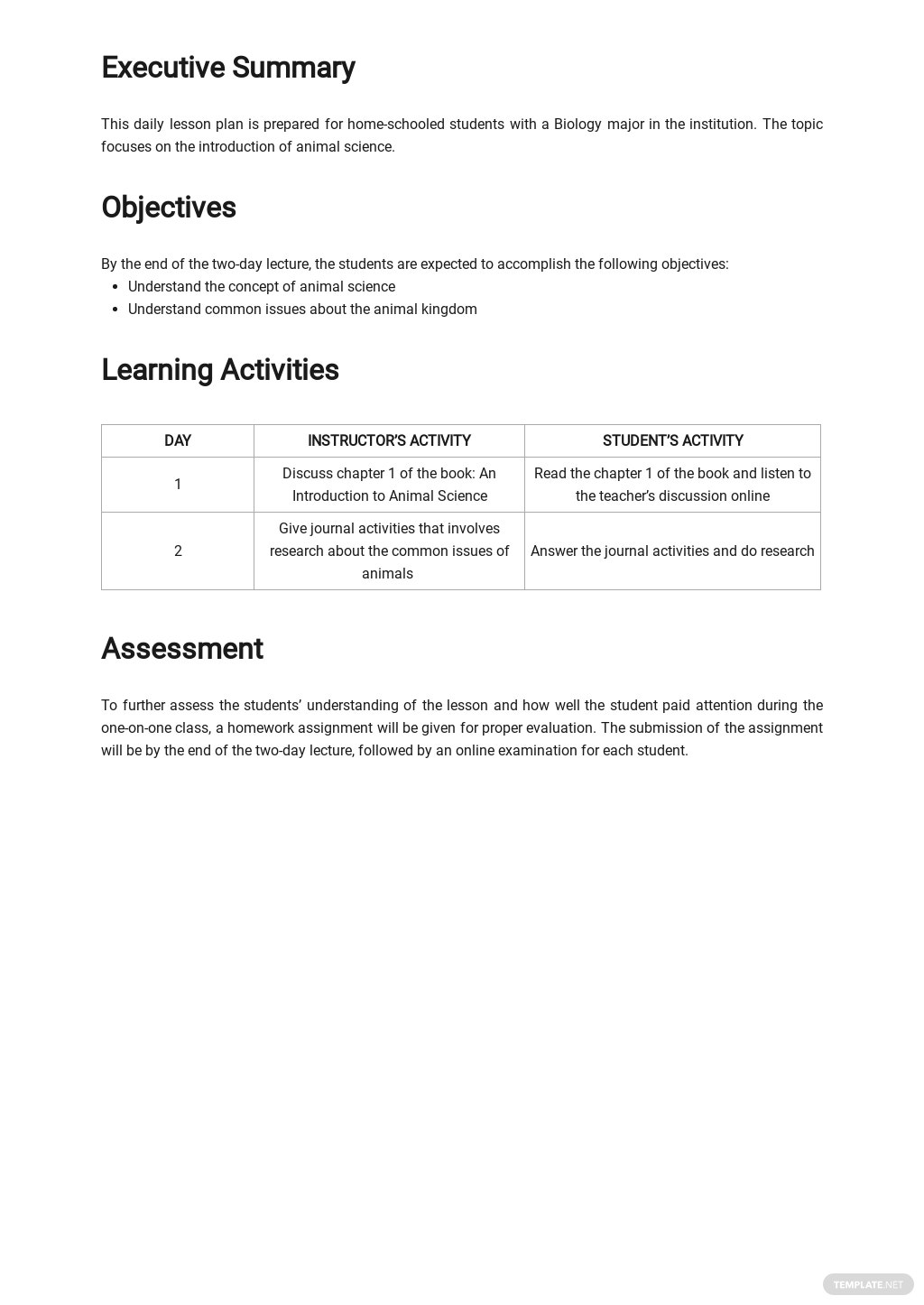 Homeschool Daily Lesson Plan Template 1.jpe