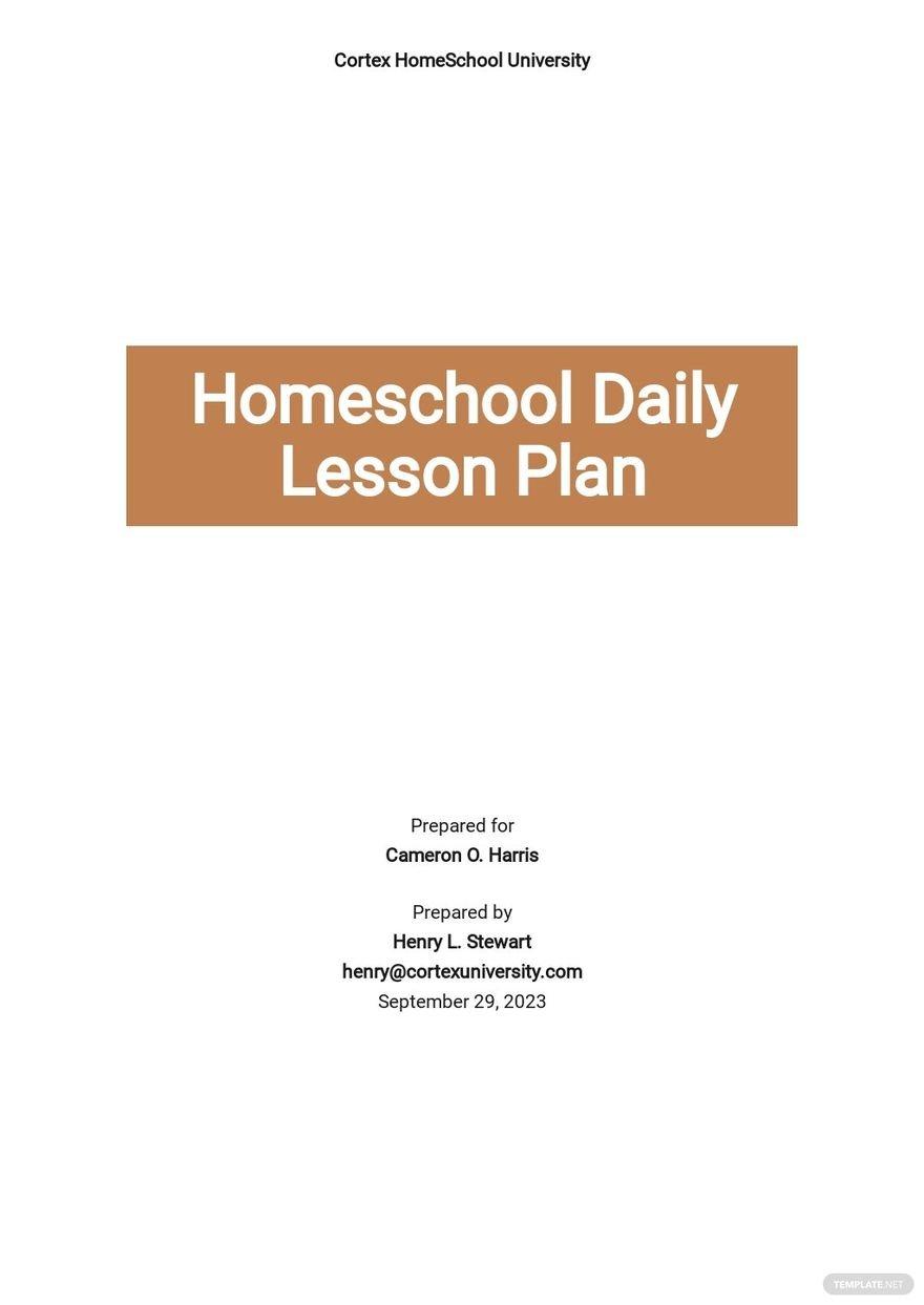 Homeschool Daily Lesson Plan Template.jpe