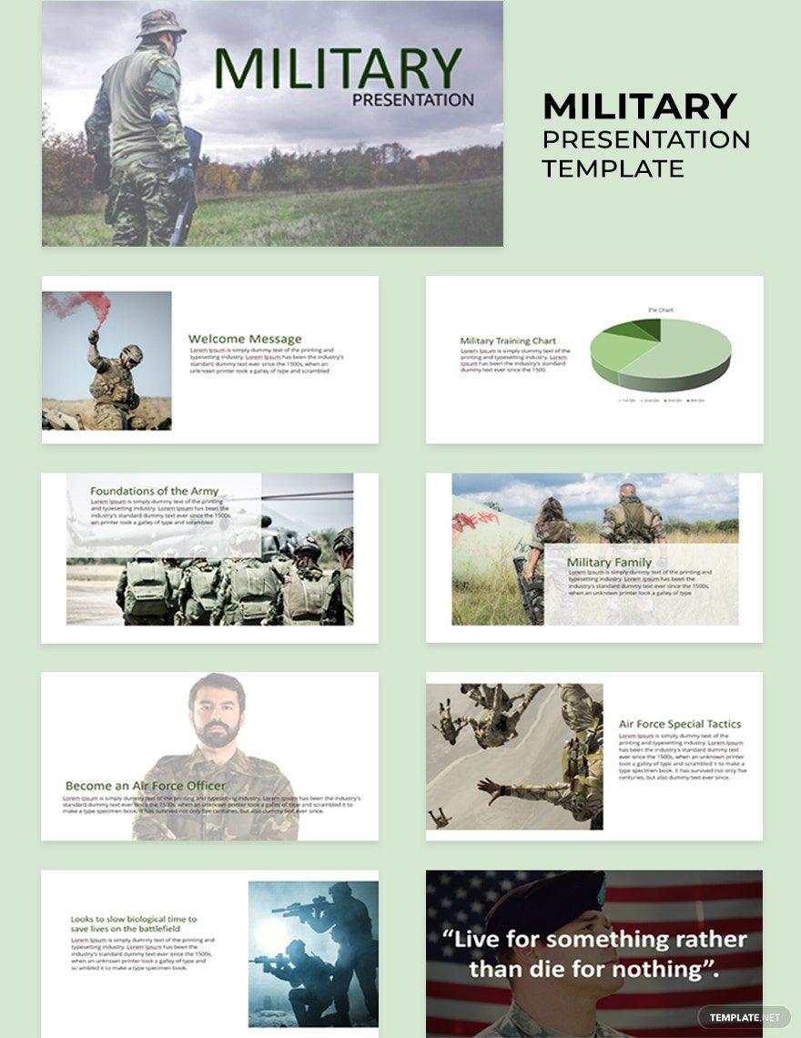 Best Powerpoint Presentation Template