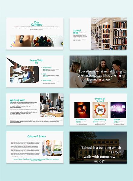Creative Powerpoint Presentation Template