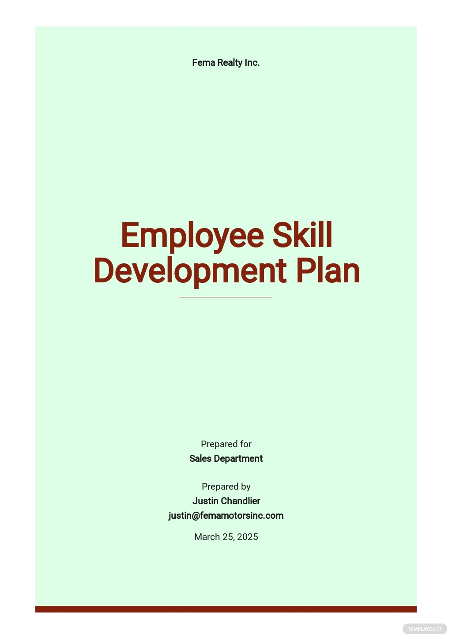 Employee Skill Development Plan Template.jpe