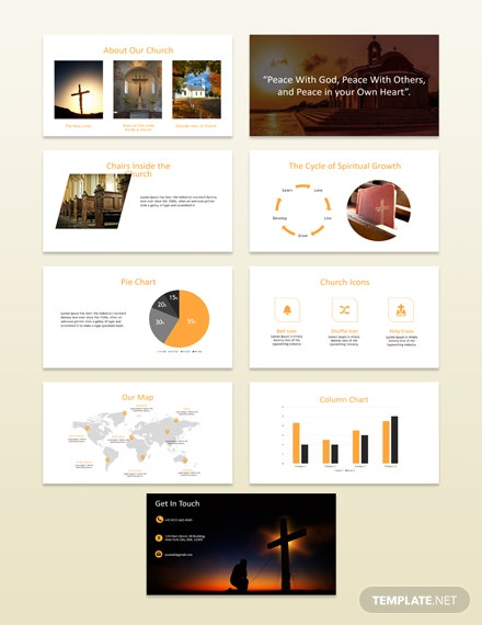 free church conference powerpoint presentation template download 42