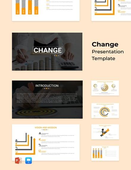 Free Gantt Chart Powerpoint Presentation Template