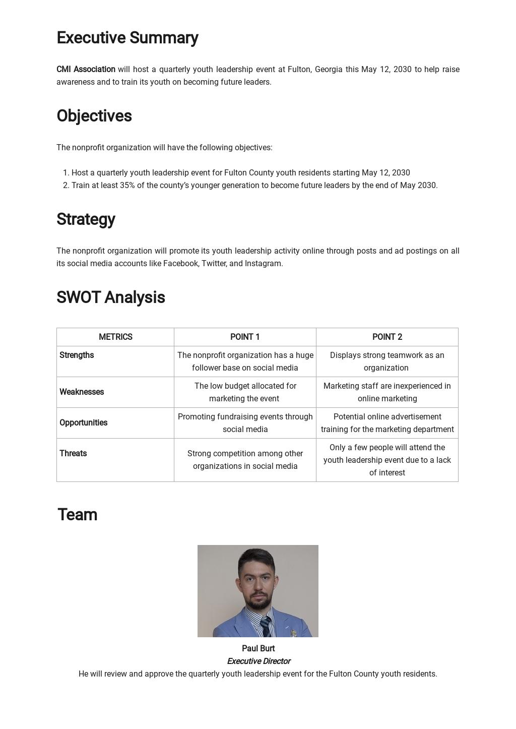 Strategic Marketing Plan Template for Nonprofit Organization 1.jpe
