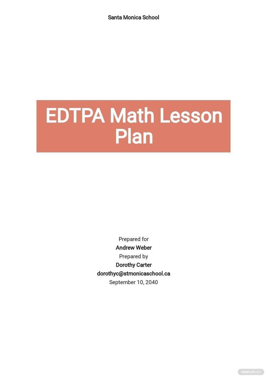 EDTPA Math Lesson Plan Template.jpe