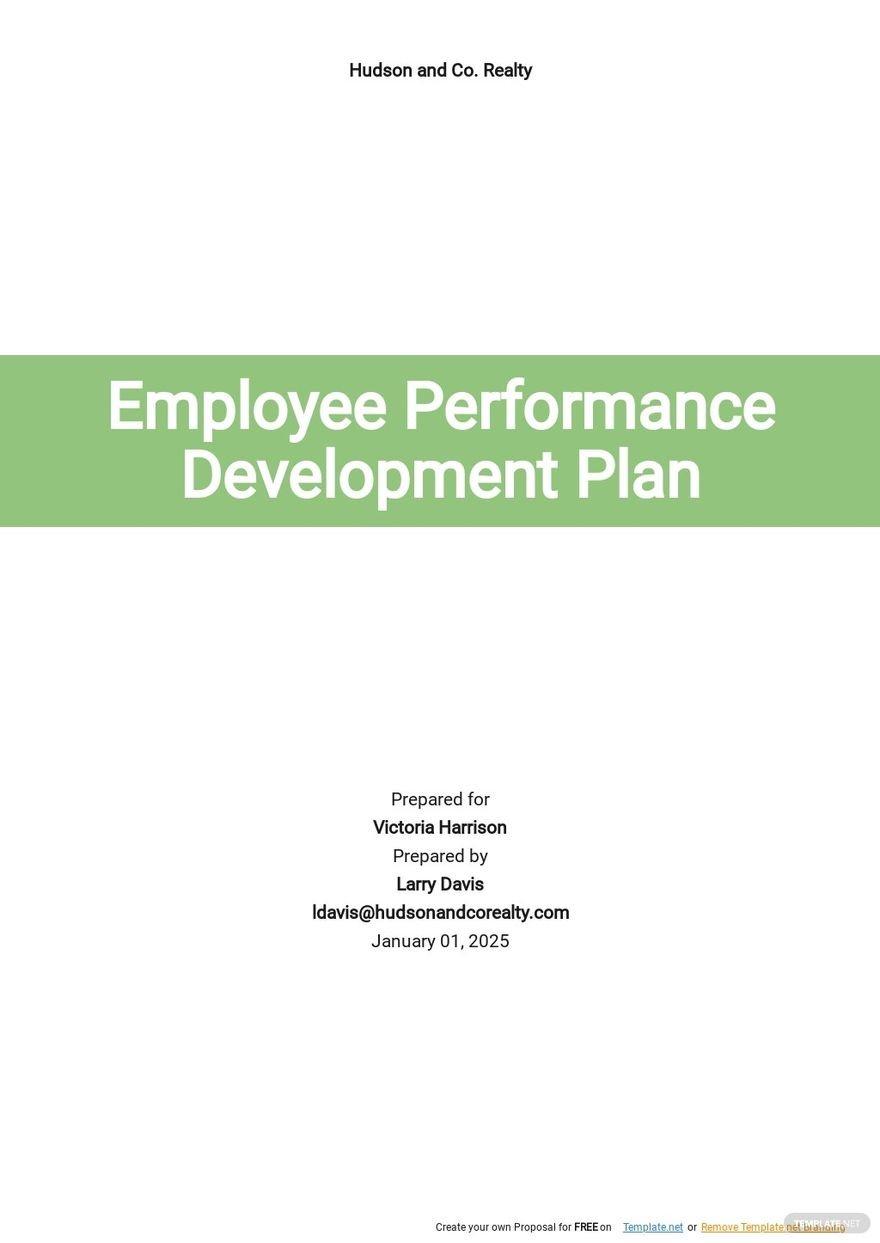 Employee Performance Development Plan Template.jpe