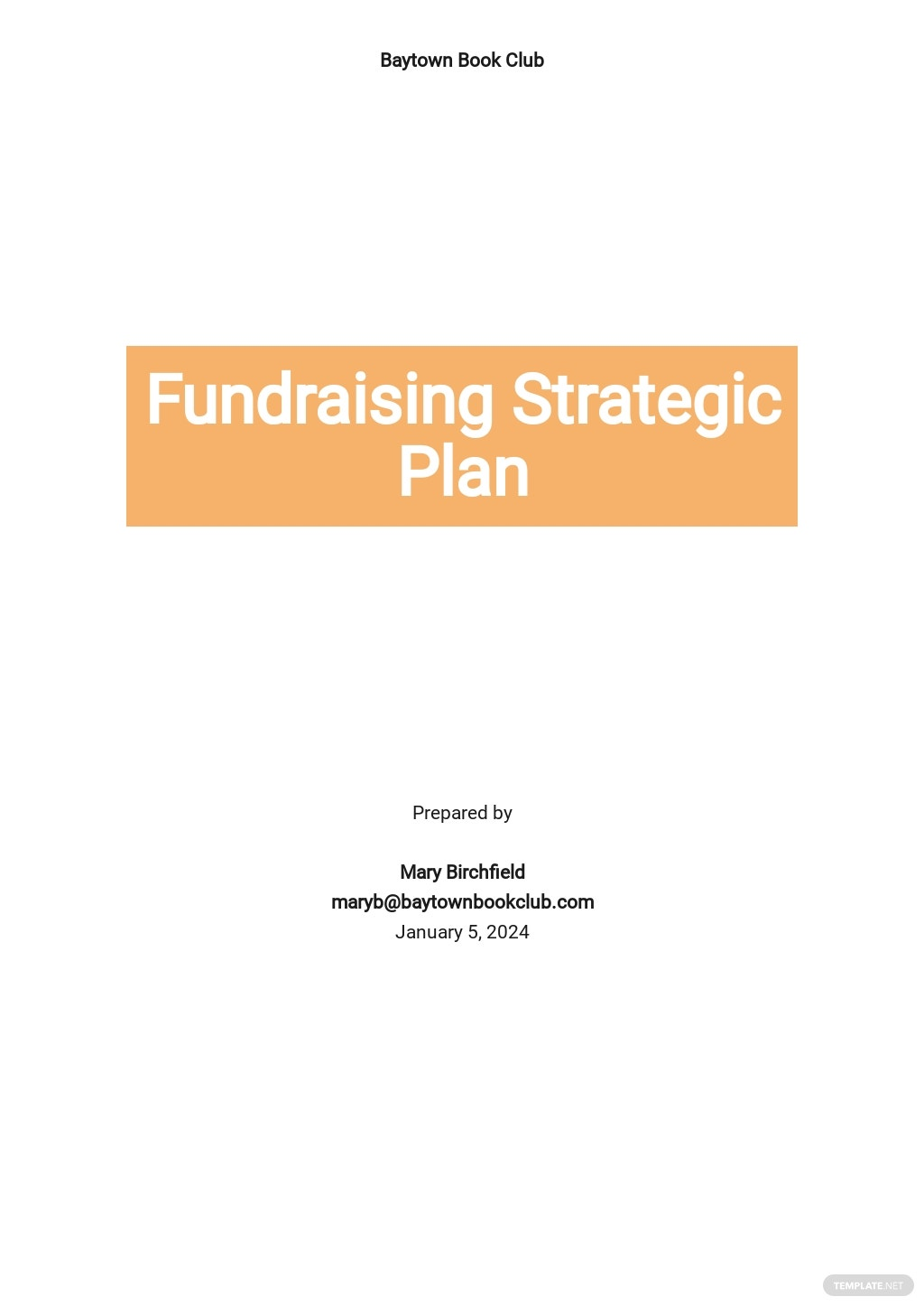 Fundraising Strategic Plan Template For Nonprofits.jpe