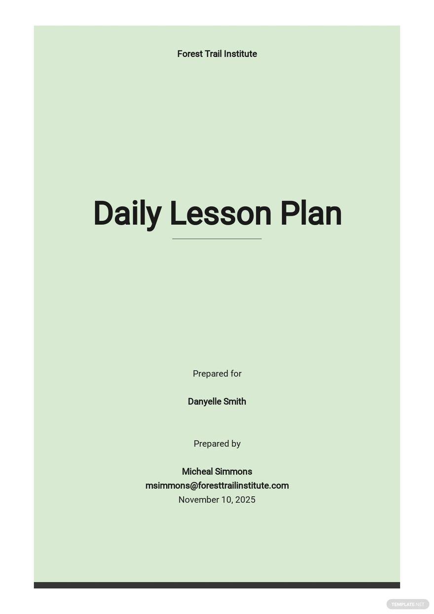 Teacher Daily Lesson Plan Template.jpe