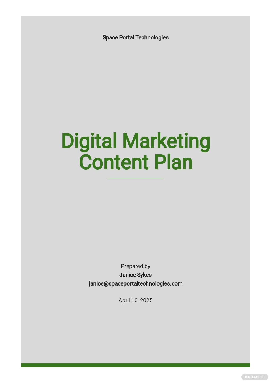 Digital Marketing Content Plan Template.jpe