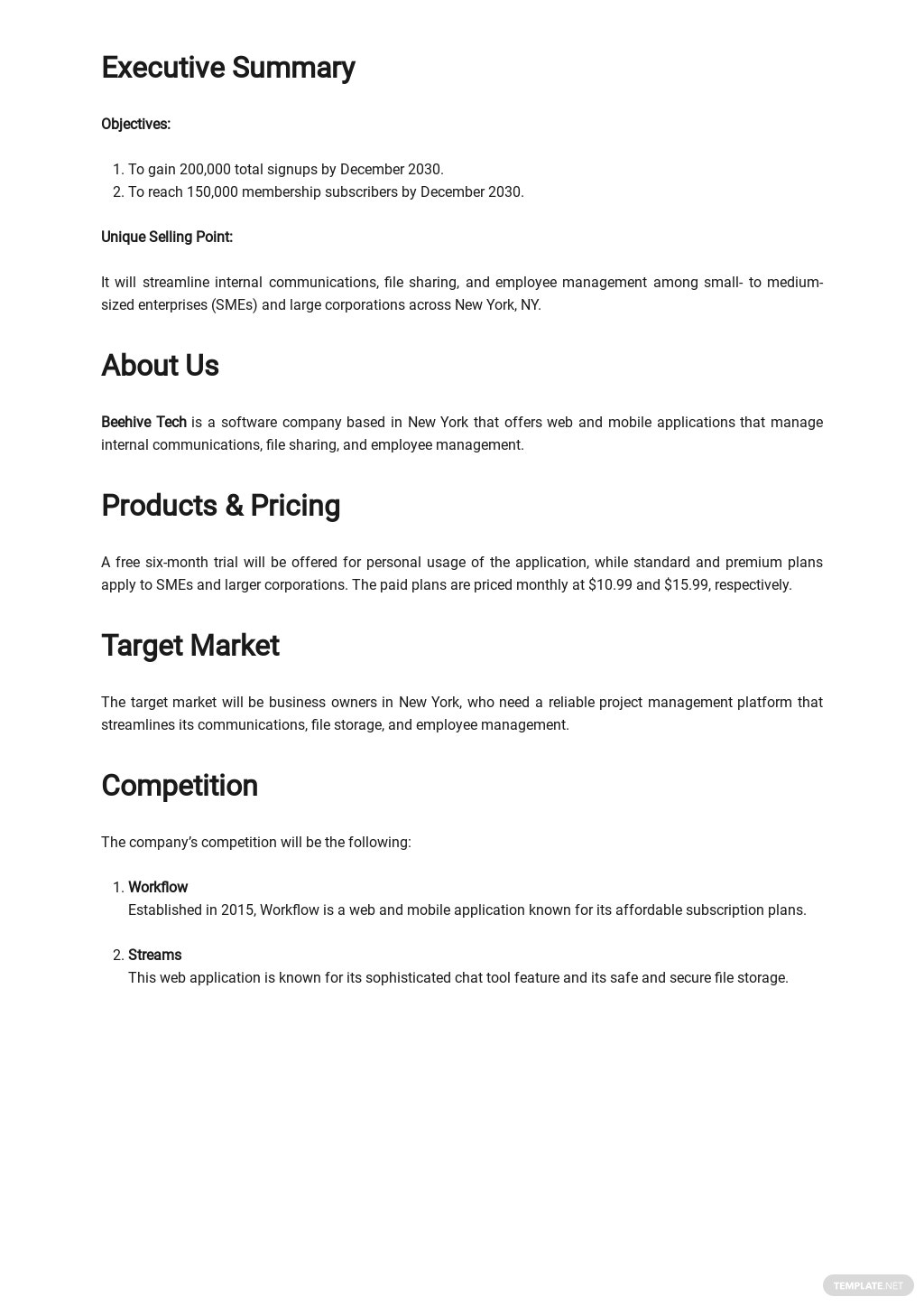 Sample Lean Business Plan Template 1.jpe
