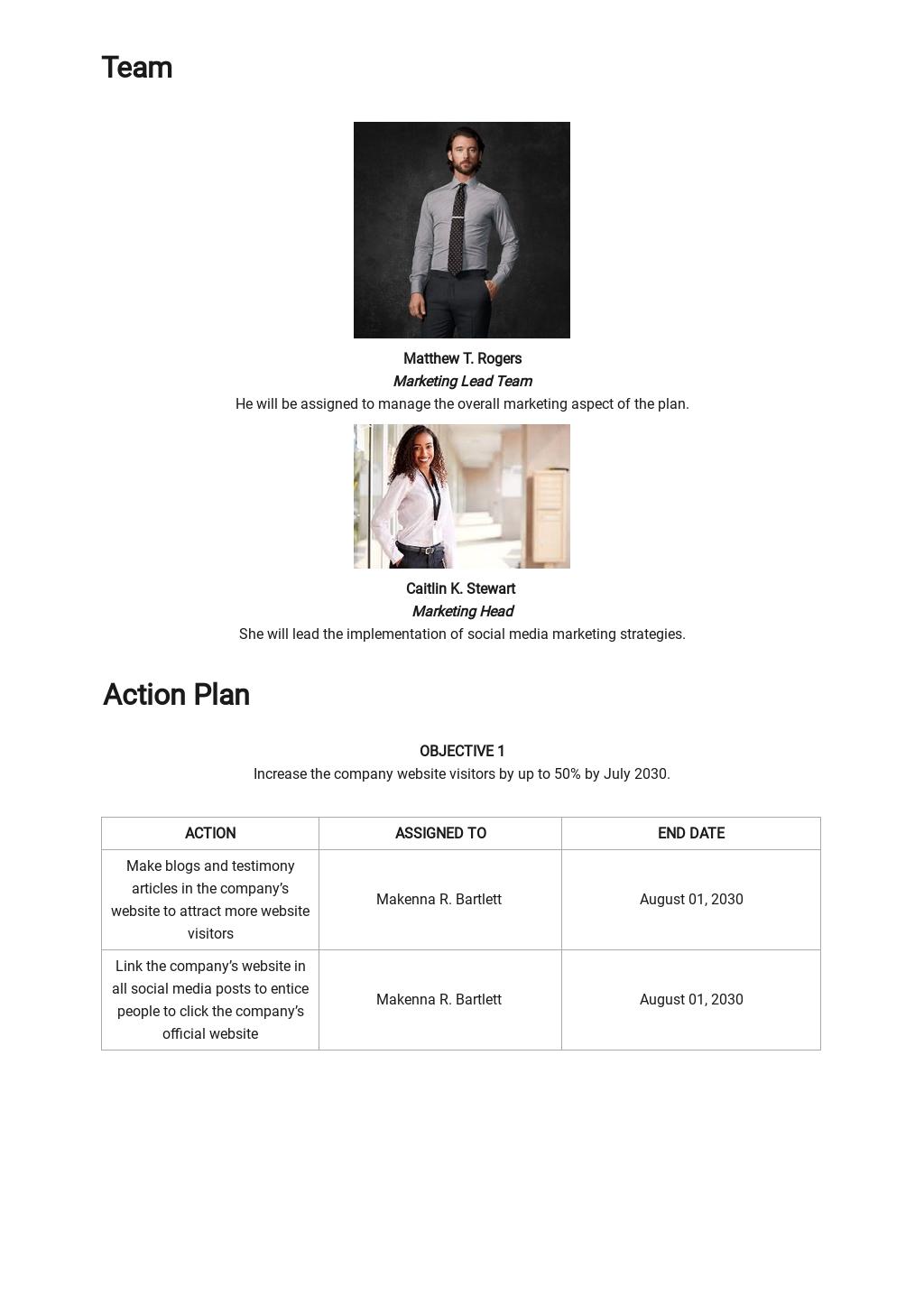 B2B Digital Marketing Plan Template 2.jpe