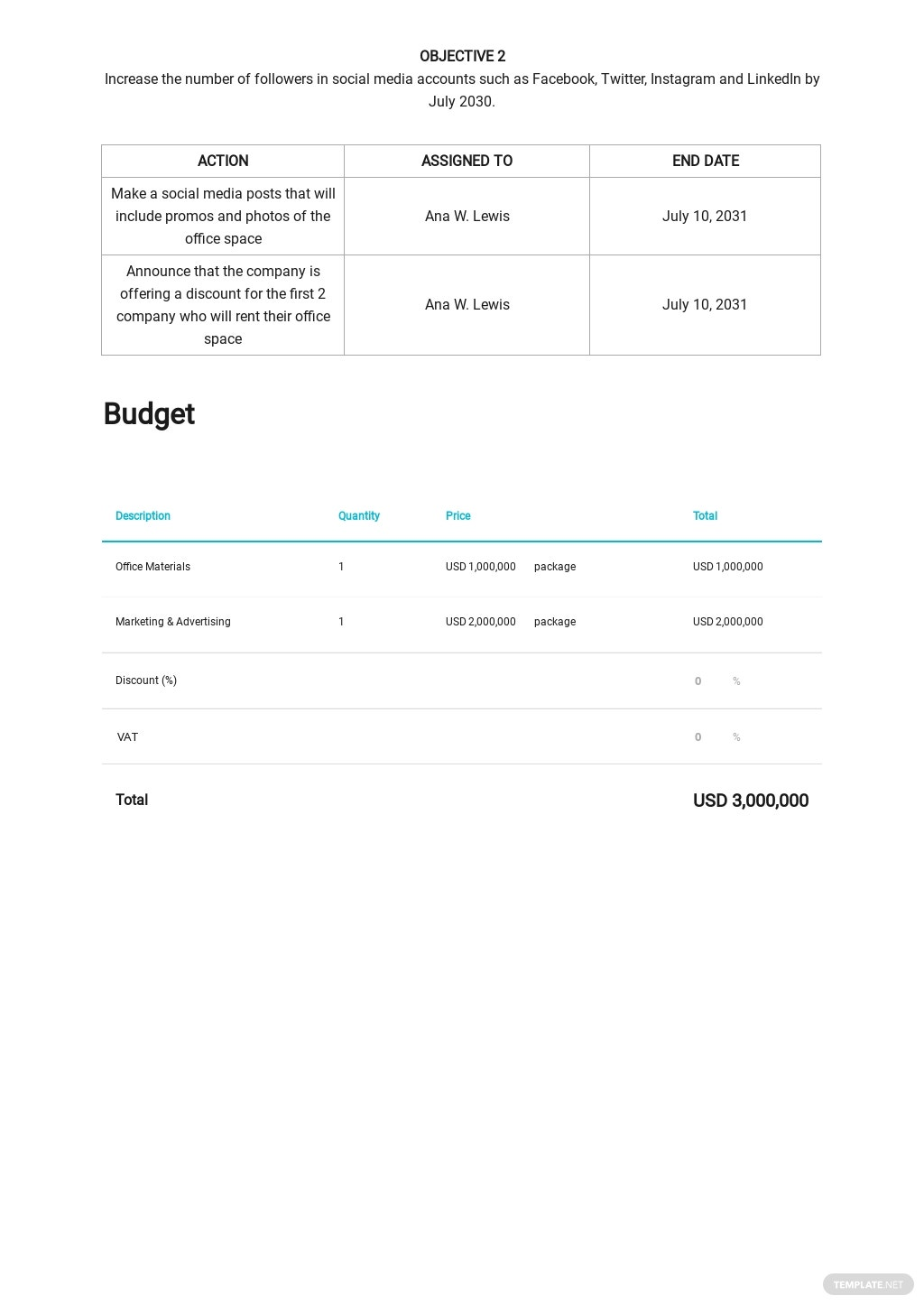 B2B Digital Marketing Plan Template 3.jpe