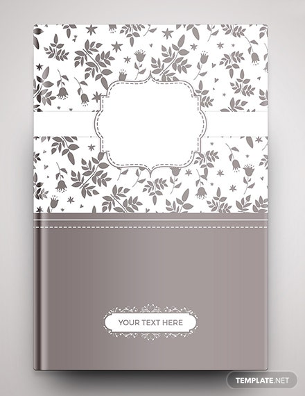 Free Beautiful Binder Cover Template