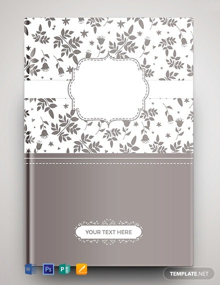 Free Beautiful Binder Cover Template