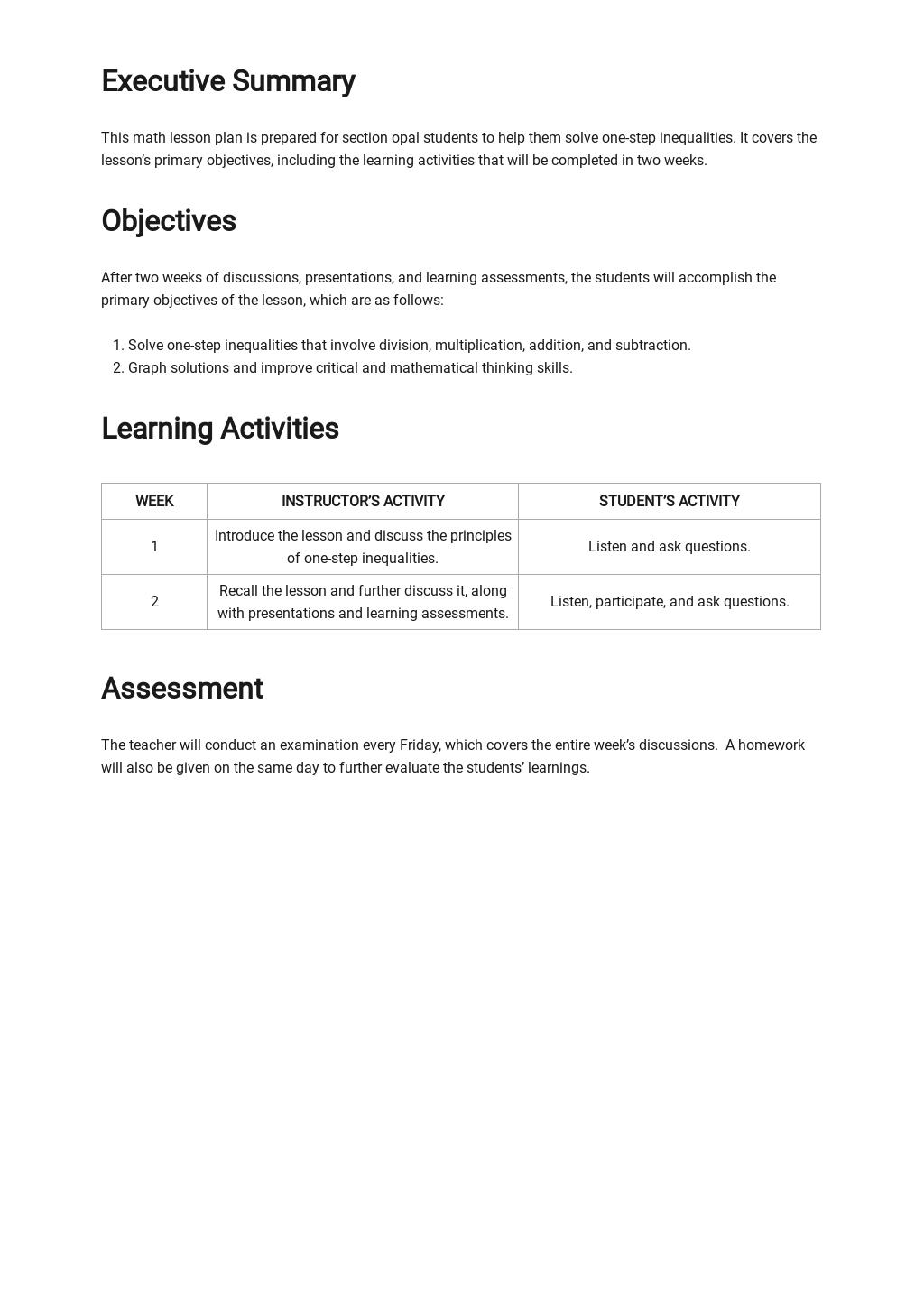 Secondary Math Lesson Plan Template 1.jpe