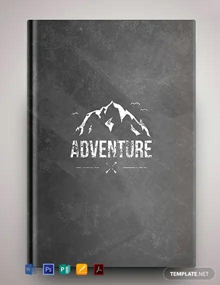 Free Adventure Binder Cover