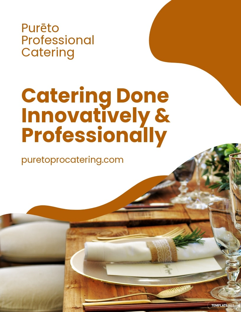 Professional Catering Services Flyer Template.jpe