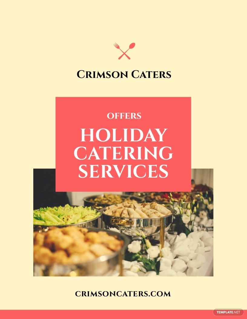 Holiday Catering Flyer Template.jpe