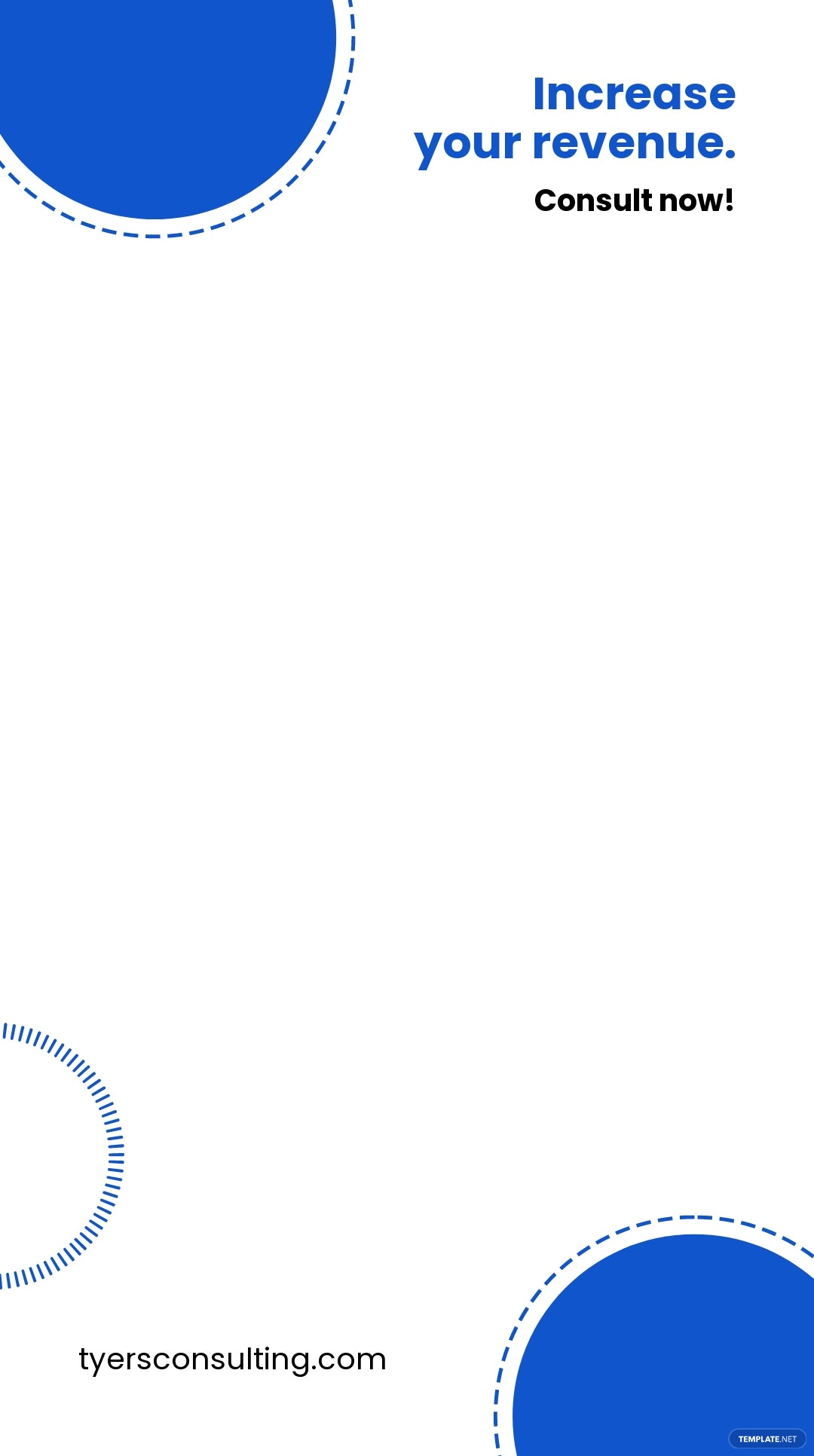 Business Consulting Snapchat Geofilter Template.jpe