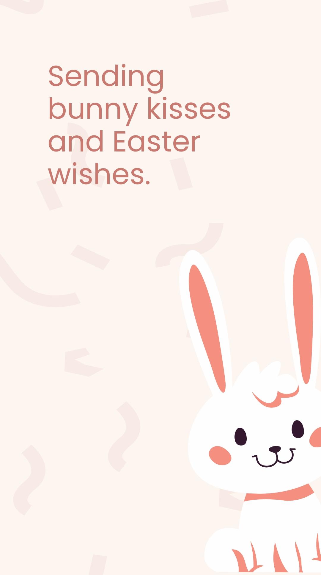 Happy Easter Instagram Story Template 3.jpe