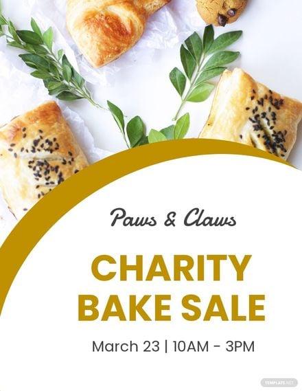 Charity Bake Sale Flyer Template.jpe