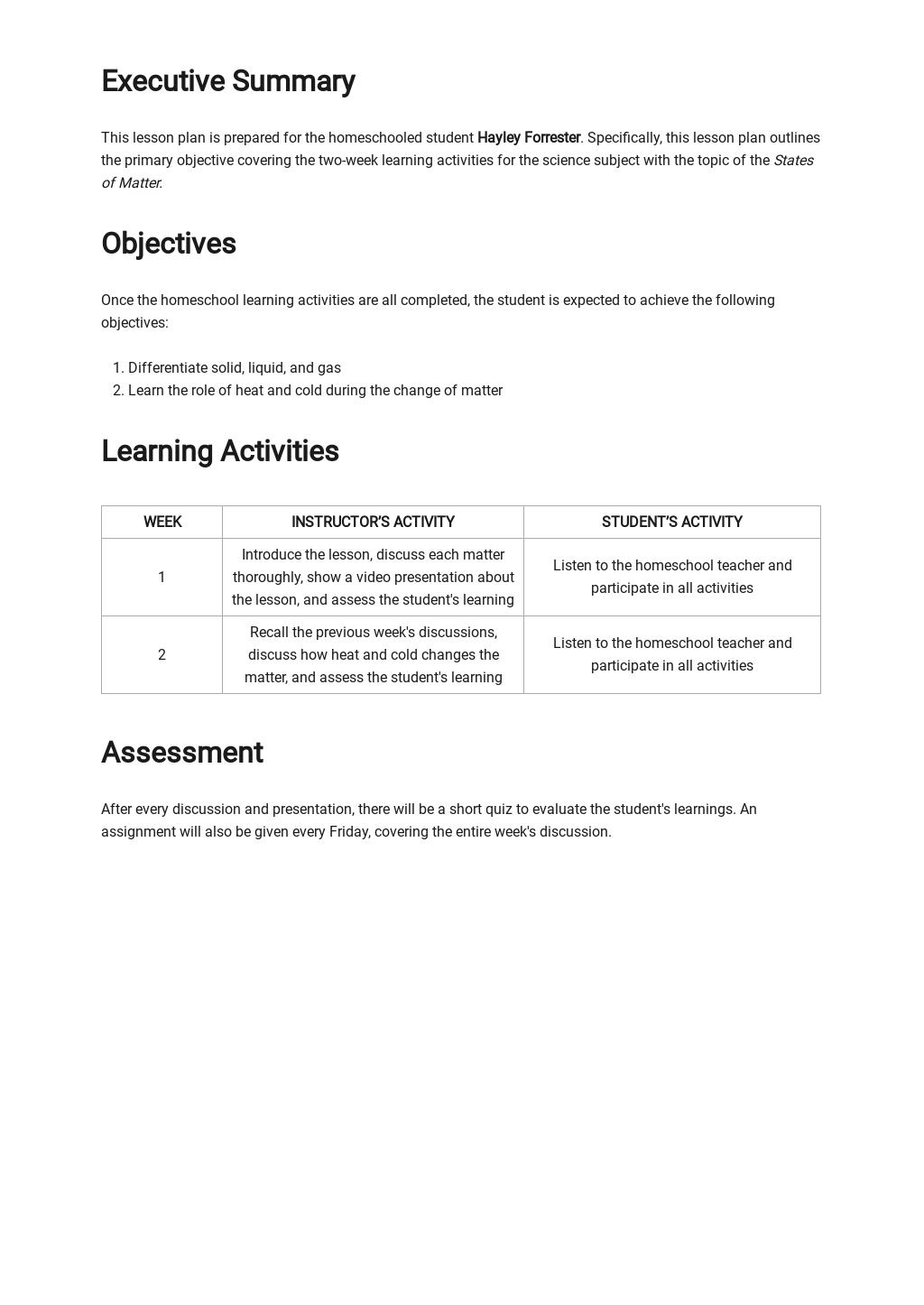 Homeschool Lesson Plan Outline Template 1.jpe