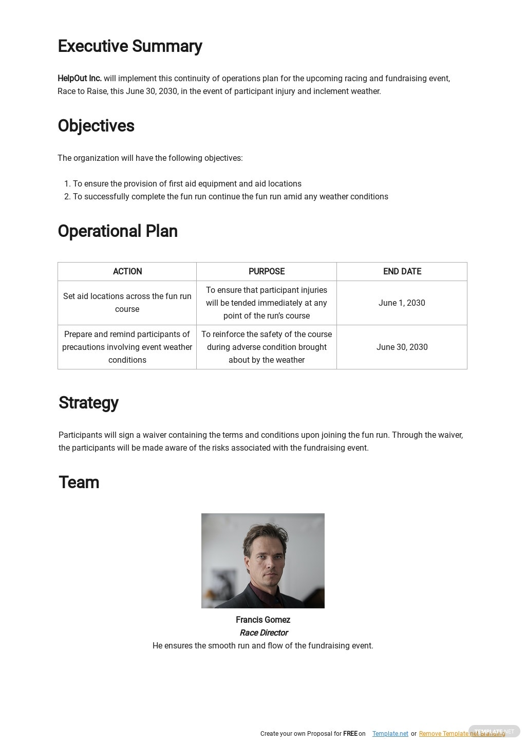 Continuity of Operations Plan for Nonprofits Template 1.jpe
