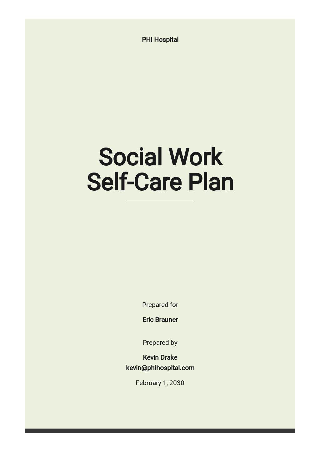 Social Work Self Care Plan Template.jpe
