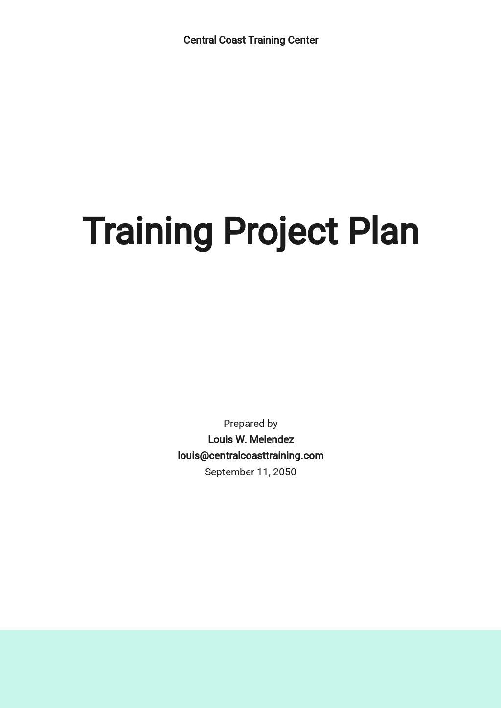 Sample Training Project Plan Template.jpe