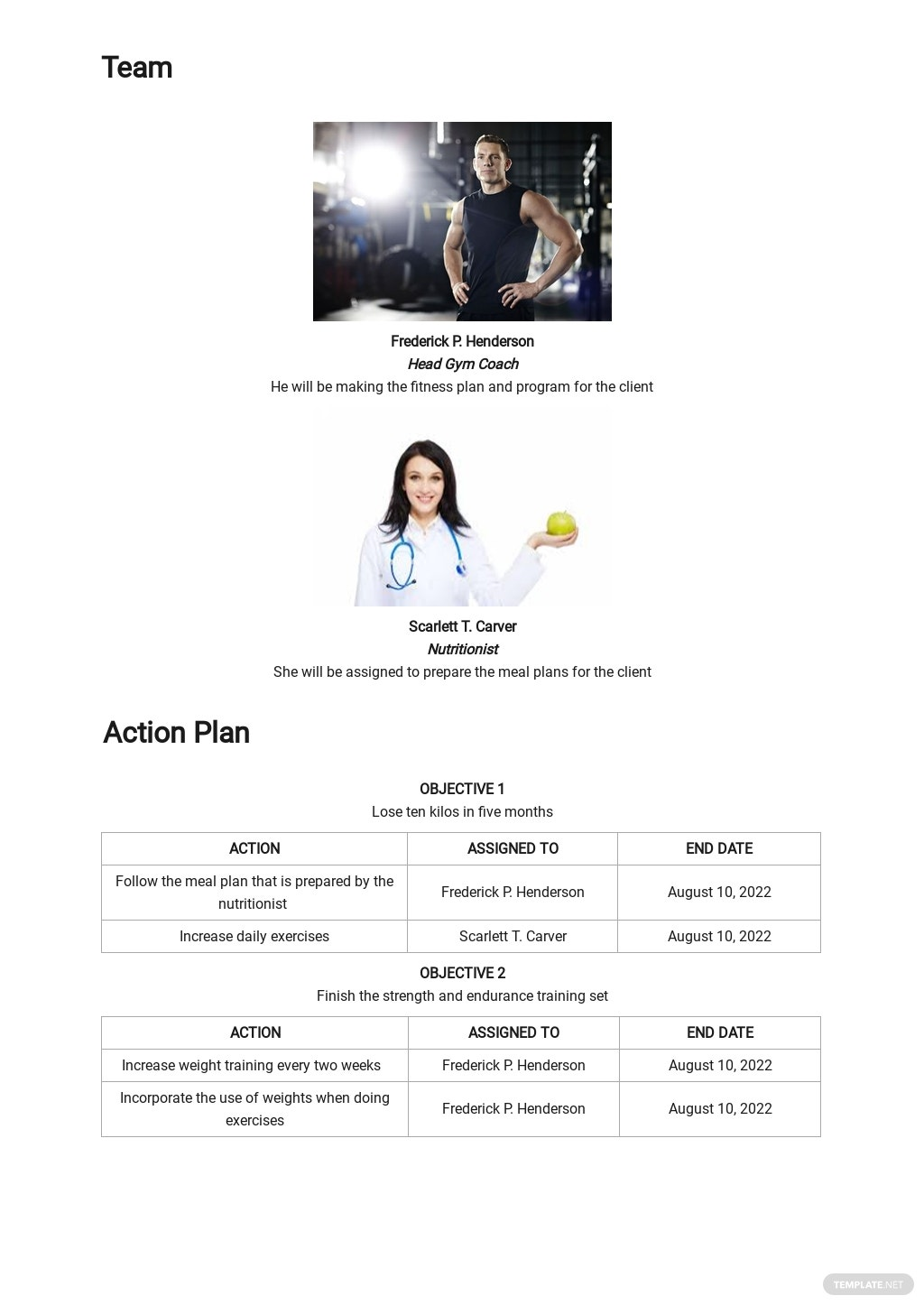 Personal Fitness Plan Template 2.jpe
