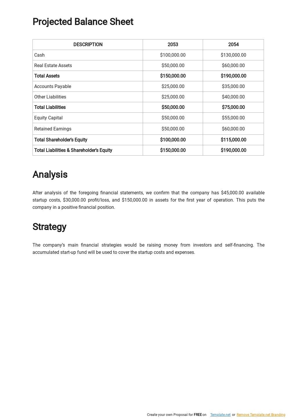 Startup Business Plan Financial Template 2.jpe