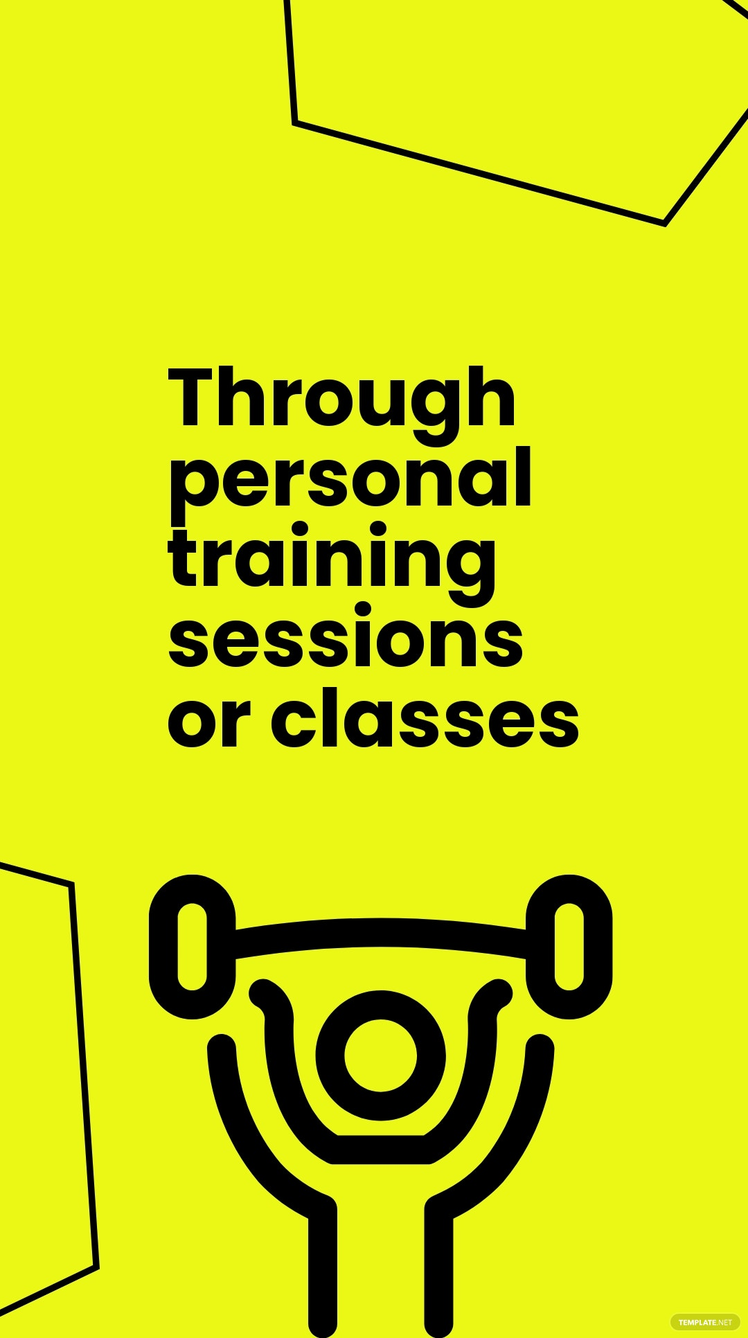 Personal Training Instagram Story Template 2.jpe