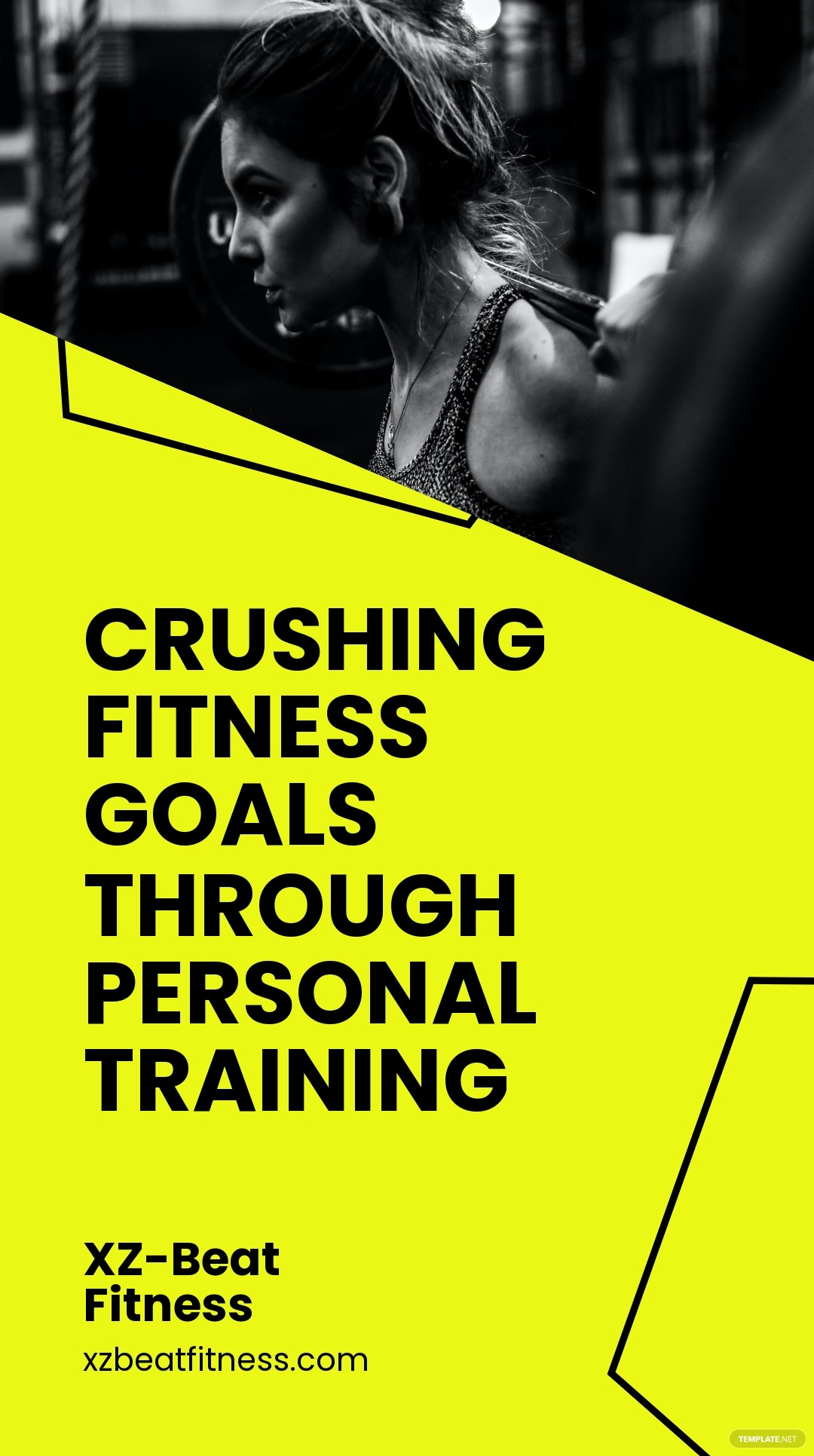 Personal Training Instagram Story Template.jpe