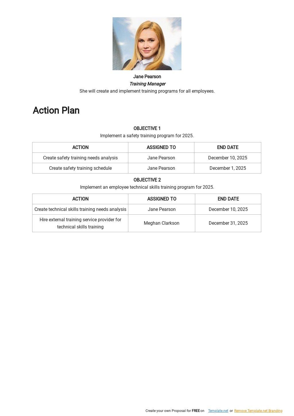 Employee Annual Training Plan Template 2.jpe